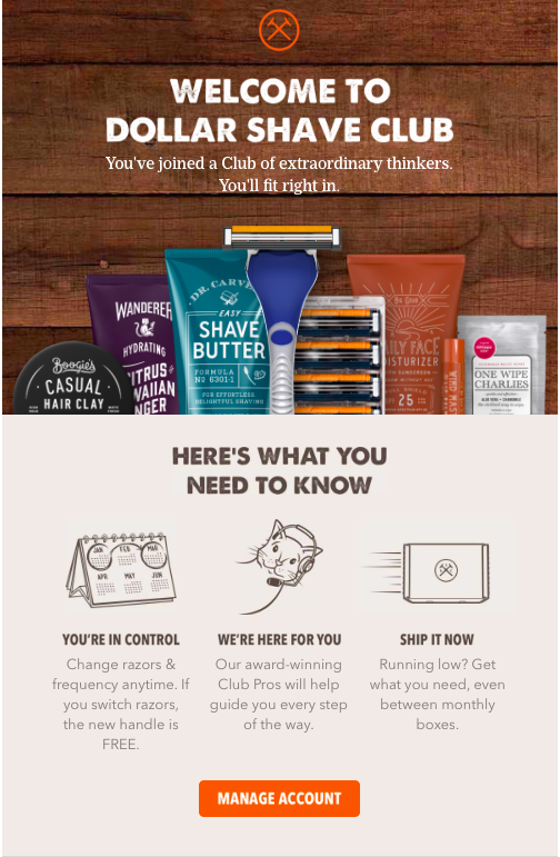 SB - Automation Blog Post - Dollar Shave Club
