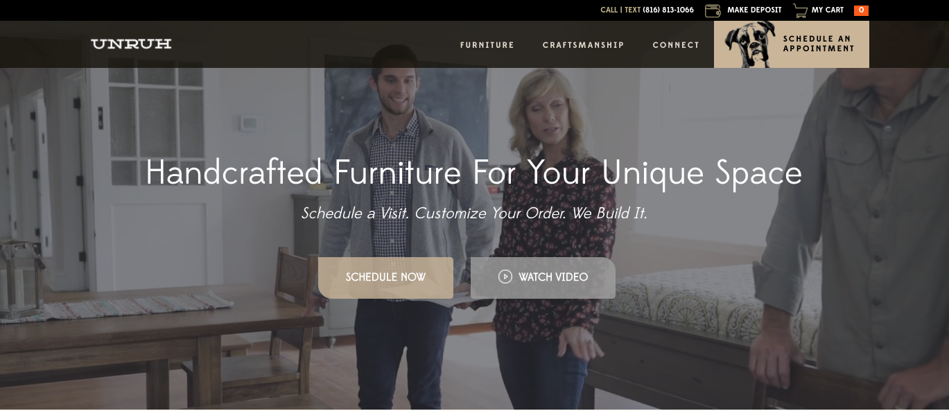 SB Blog Post - CTA - Unruh Furniture